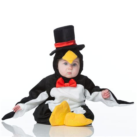 Dress Pinguin baby penguin dress up costume up to 2 years time to dress up