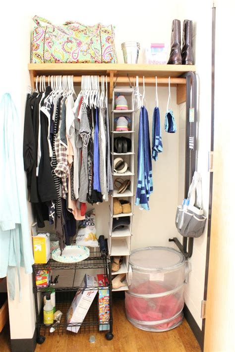college closet organizers 1000 ideas about room storage on