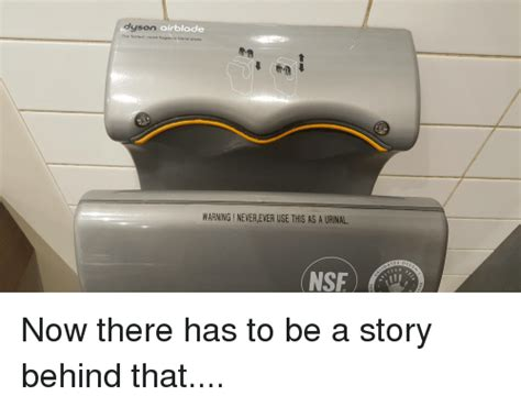 Hand Dryer Meme - dyson air blade the fastest most hygienic hand dryer