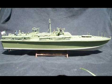 jfk navy boat pt 109 john f kennedy jfk part 2 1943 plastic model us
