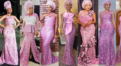 different kind of plum shoes on aso ebi bella naija baad2017 see glamorous aso ebi styles from bankyw