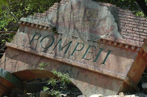 escape from pompeii escape from pompeii busch gardens williamsburg