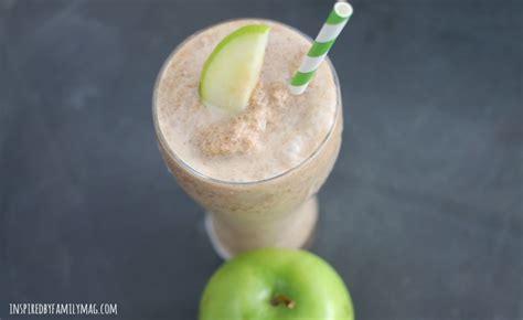 Apple Cinnamon Detox Smoothie apple cinnamon smoothie
