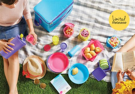 Tupperware Seal Tutup Compact Bowl High Handy Bowl D 11cm family day out belanja tuperware shop tupperware indonesia