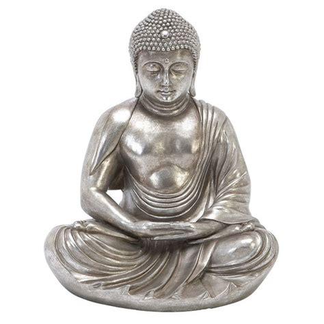 Home Interior Decoration Ideas Uma Small Polystone Buddha Decorative Figure Beyond The