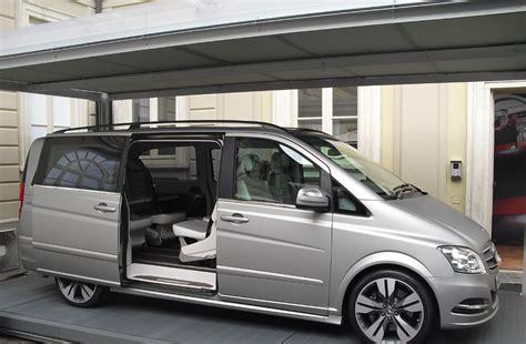 Auto Mit Schiebet Ren by Mehr Bei Den Pkw Was Bei Mercedes Vans Alles M 246 Glich