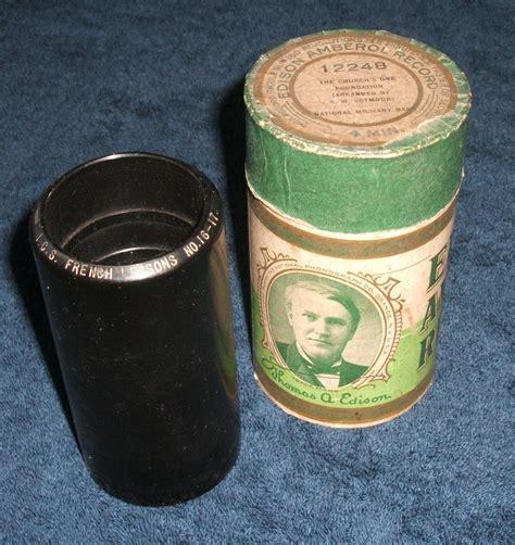 wax cylinder wax cylinder 1920 s nen gallery