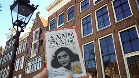 Tiny House For Two anne frank s diary and the anne frank museum amsterdam
