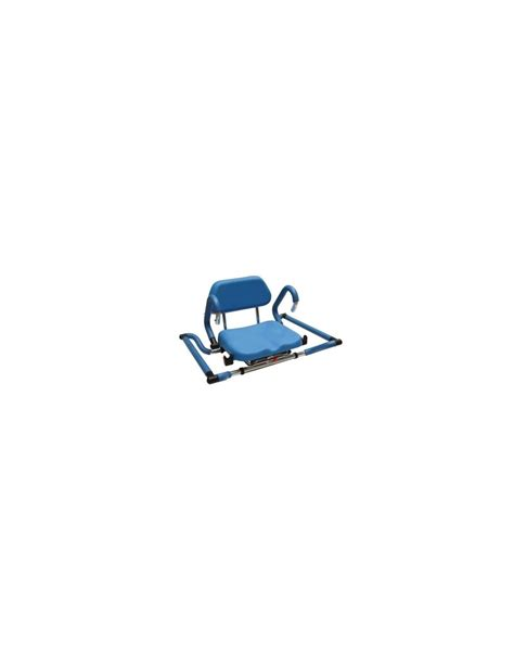 sedia per vasca sedia girevole per vasca con imbottiture in poliuretano
