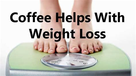 Coffee Weight Management is coffee for you