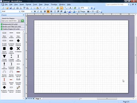 visio 2007 templates create project timelines in visio 2007 visio