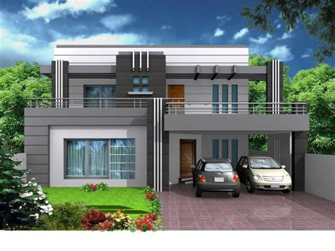 3d home design 7 marla 3d front elevation house clasf