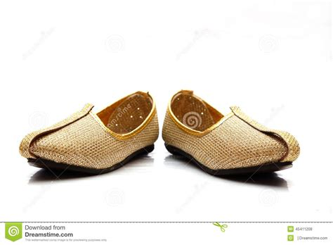 image of s indian wedding shoes stock photo image