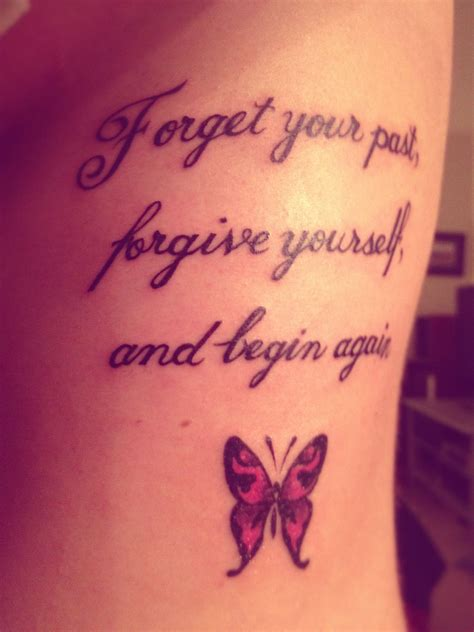 tattoo inspiration parents nice quote tattoo with butterfly tattoos pinterest