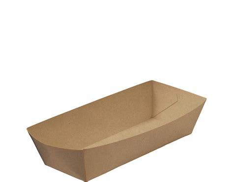 paper food tray template rediserve 174 brown kraft paper food trays castaway 174 food