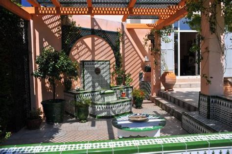 Patio Marocain by Le Patio Marocain Photo De Villa Valflor Marseille