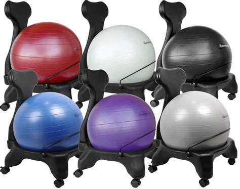 Best Exercise Ball Chair Isokinetics Inc Exercise Disc Balance Cushion 14