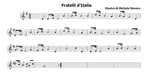 ninna nanna modena testo musica e spartiti gratis per flauto dolce inno nazionale