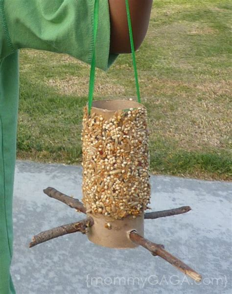 bird feeder craft for toilet paper roll archives bird feedersbird feeders