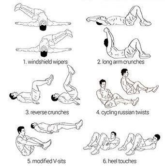 types of sit ups for abs search fitness fitness mens fitness and sit up