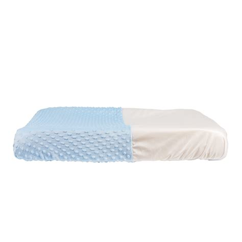 baby blue covers baby blue change mat cover bubs