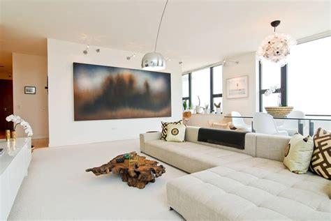 large modern living room modern house