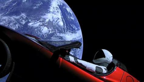 elon musk space elon musk s spacex car mission overshoots mars orbit newshub