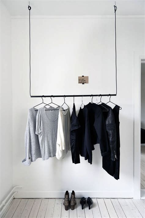 Racks For Hanging Clothes 18 open concept closet spaces for storing and displaying