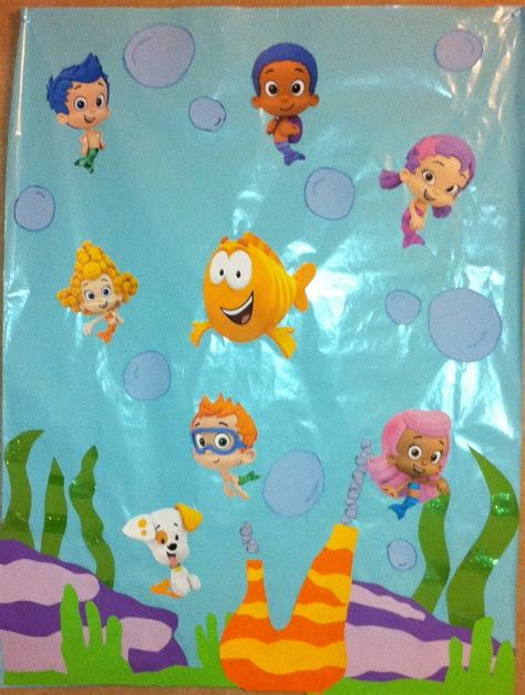 bubble guppies curtains birthday week bubble guppies birthday bash wired