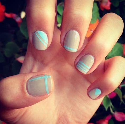 spring pattern nails 15 cute spring nails and nail art ideas