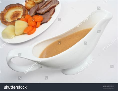 gravy boat deutsch a gravy boat in front of a plate of traditional british