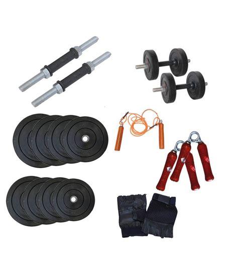 Dumble Fitnes Health Fit India 12kg Dumble Rods Home Set Buy