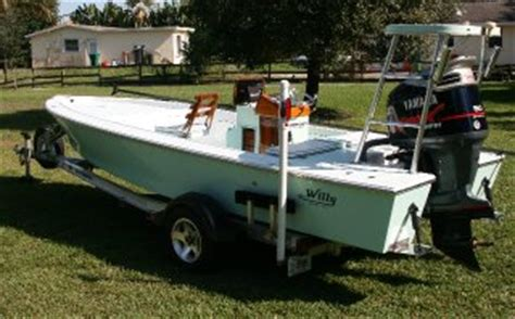 willy roberts flats boats for sale 2001 willy roberts 20 flats skiff the hull truth