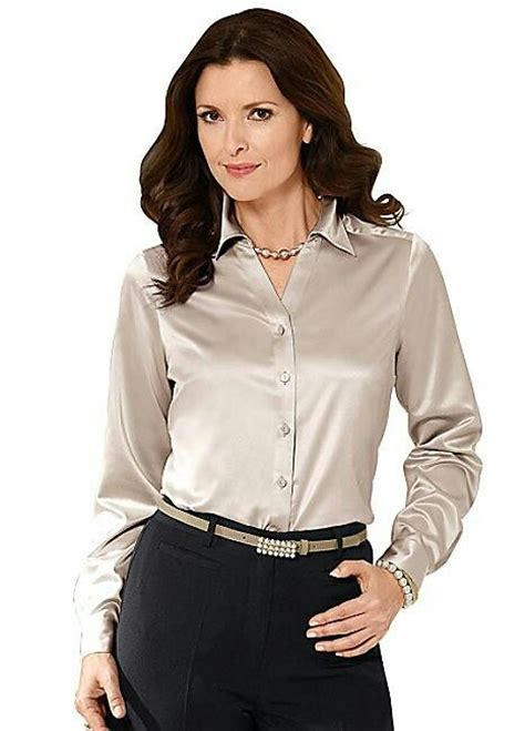 Jlo Collar Blouse 17 best images about satin on satin blue