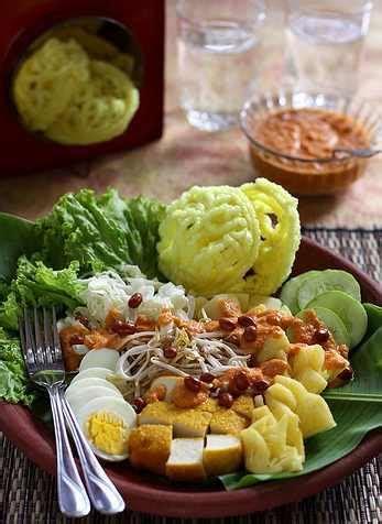 resep rujak pengantin kuliner jajanan pasar