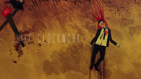 Like Clockwork of the age like clockwork wallpaper by