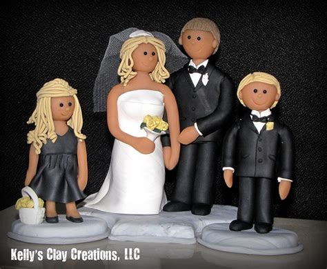 Topper Cake Special Ilustrasi 17 best images about wedding cake toppers on