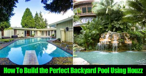 how to make a pool in your backyard how to build a pool in your backyard 28 images how to