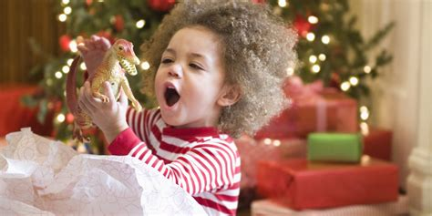 Baby's First (Expensive) Christmas   HuffPost UK Happy Kids Opening Christmas Presents