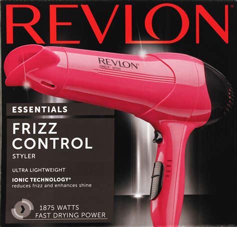 Hair Styler Shopping by Revlon Rv474 1875 Watt Ionic Hair Styler Dryer Shop Your