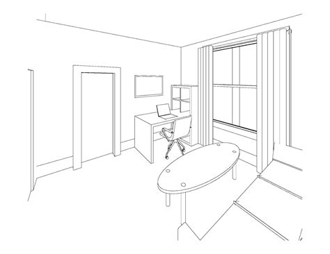 how to draw a 3d room priss meets may 2013