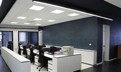 Office X Led Panel Lights For Commercial Applications
