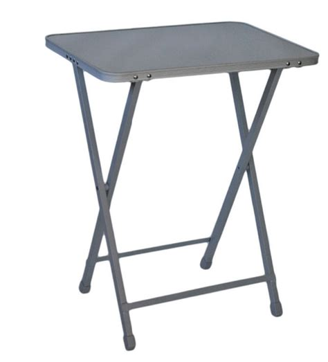 Folding Utility Table by Supex Utility Table Cing Aluminium Frame Folding Legs