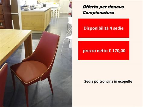 sedie offerte outlet outlet domus arredi i mobili in offerta per rinnovo