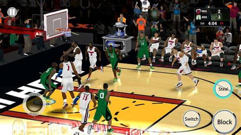 nba for android apk nba 2k13 mod to 2k16 apk obb for free