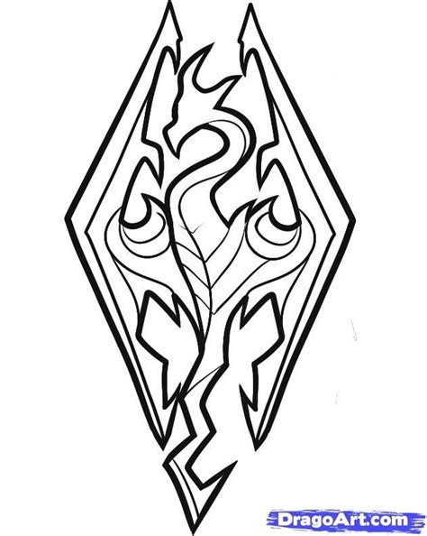 tribal tattoos skyrim best 25 skyrim ideas on skyrim