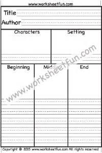 Book Report Free Printable Worksheets Worksheetfun Book Report Template Kindergarten