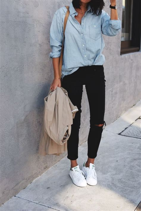 Fashion Friend Couture In The City On Behnaz Sarafpour by 25 Best Ideas About Stan Smith Style On Stan