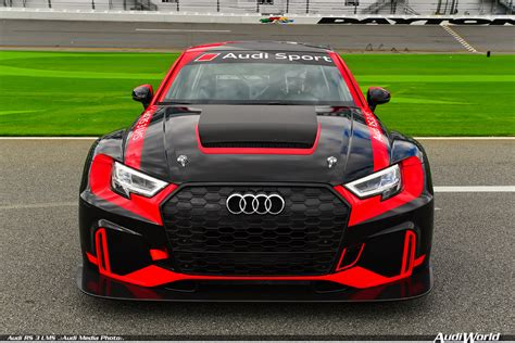 audi racing audi sport rs 3 lms makes u s racing debut at vir in the