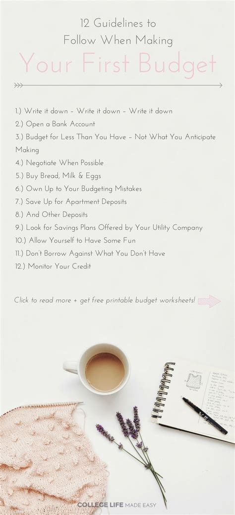 budgeting worksheets ideas  pinterest budget